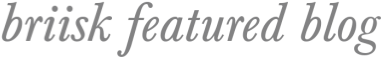 Featured blog font.