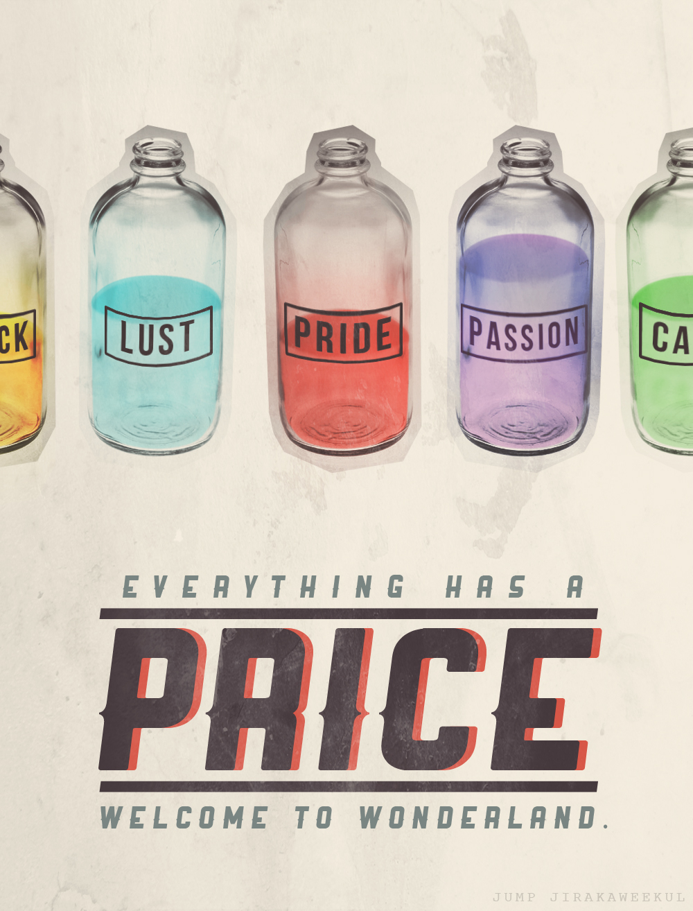 Font for 'Price'