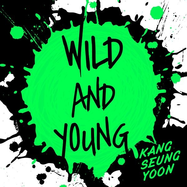 Wild And Young font