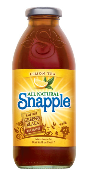 Snapple Can & Bottles