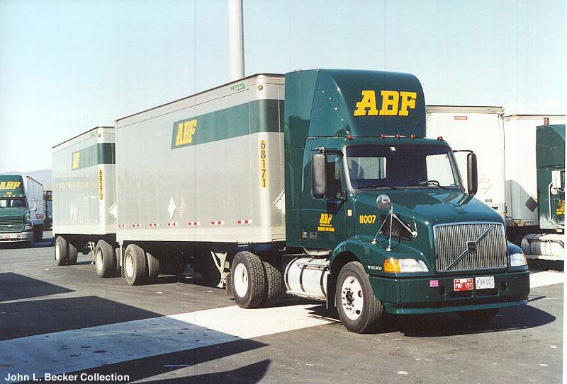 ABF Freight Systems - forum | dafont.com