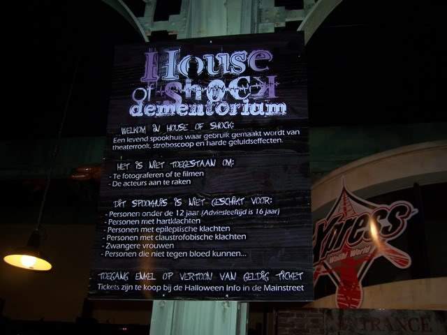 (As many sources if you can, please) House of Shock: Dementorium