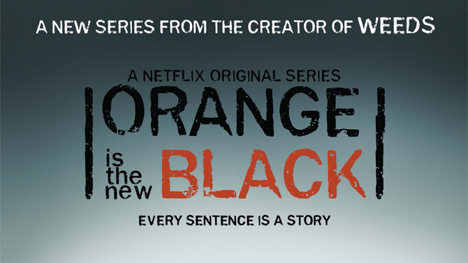 Orange is the new Black font - forum | dafont com