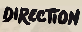 DIRECTION font?