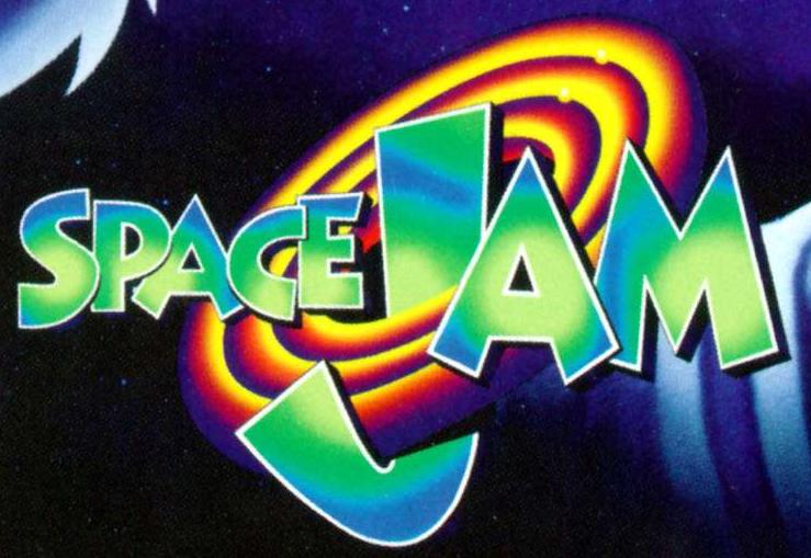Space Jam - forum   dafont.com