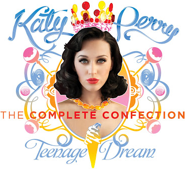 Katy Perry font?