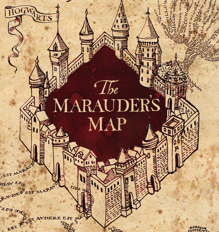The Marauder\'s Map - forum   dafont.com