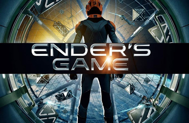 What font? Ender's Game