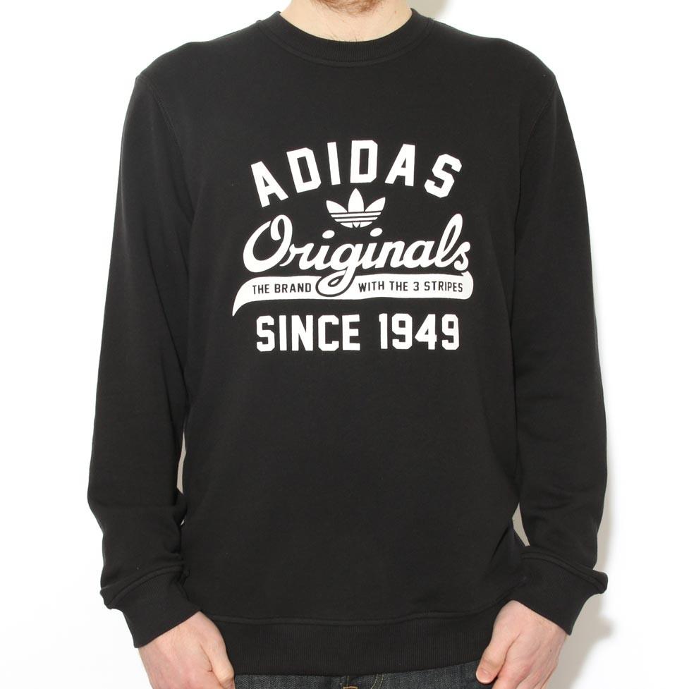 outlet store 7fdfa be396 adidas originals since 1949 sweatshirt