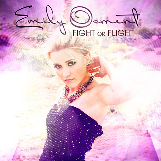 What Are The Fonts On The Emily Osment Fight Or Flight Album Cover??