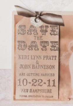 SAVE THE DATE fonts