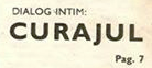 Font from 60's magazine