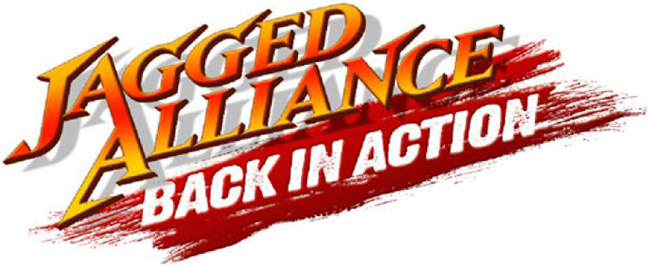 Jagged alliance font