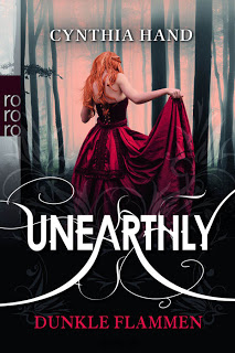 The Unearthly-Font