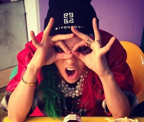 G Dragon Finger Tattoo G Dragon s Finger Tattoo