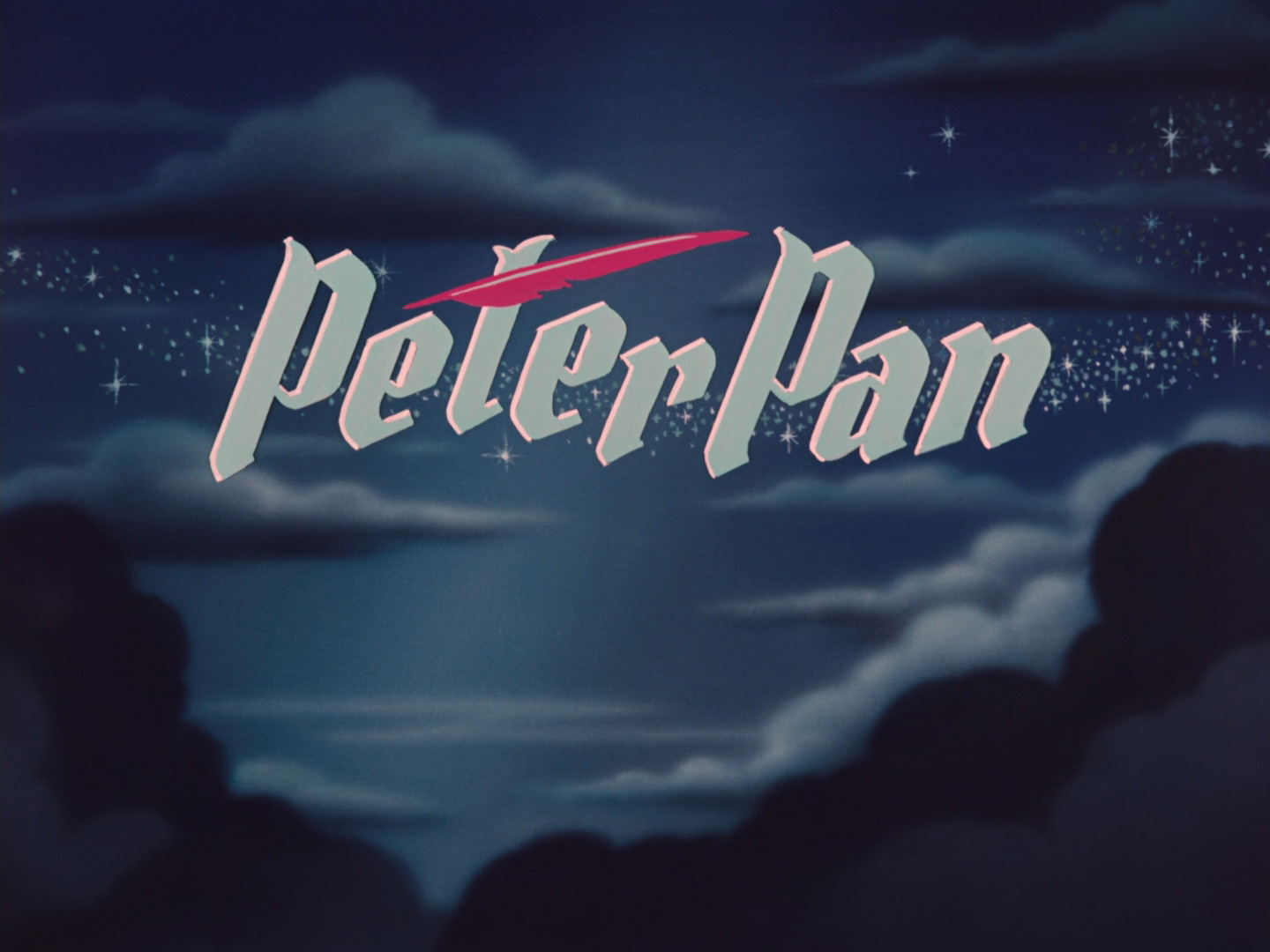 Disney Peter Pan Title