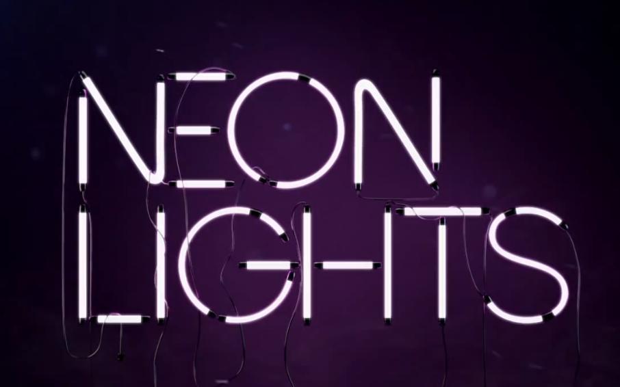 Faaqidaad : Dafont neon font