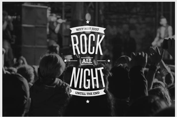 ROCK N ROLL FONT - forum   dafont.com