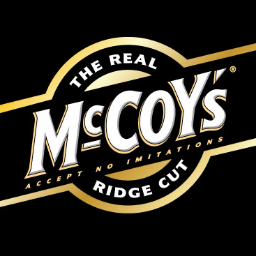 McCoys Crisps (What are the fonts?)