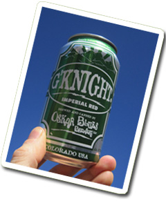 Font ID Request - G'Knight Beer