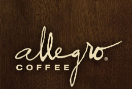 Love this Allegro Coffee font