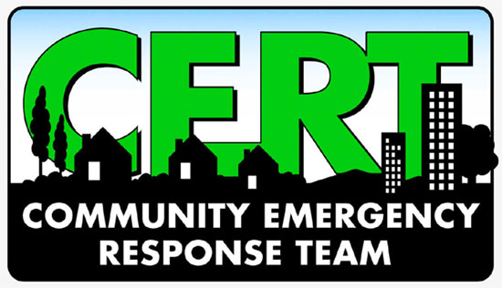 Community Emergency Response Team Logo Font