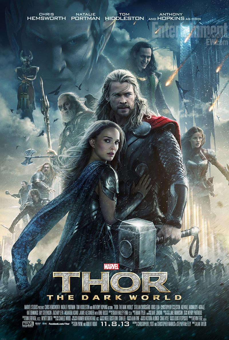 THOR font please?