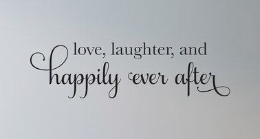 anyone know the happily ever after font?