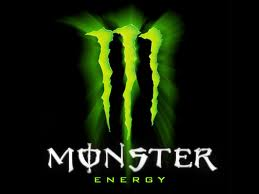 Monster Energy Font
