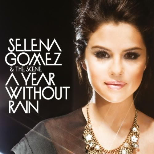 HELP! Font of Selena Gomez's A Year Without Rain