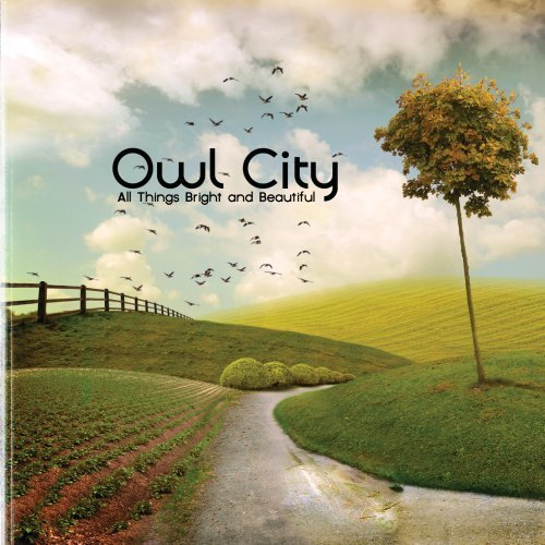 "The font used for ""Owl City""?!"