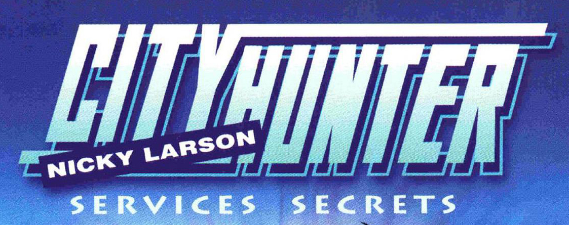 City Hunter Font ?