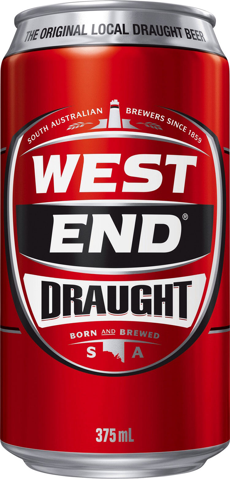 West End Draught Logo
