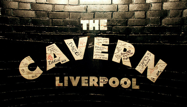 The Cavern font