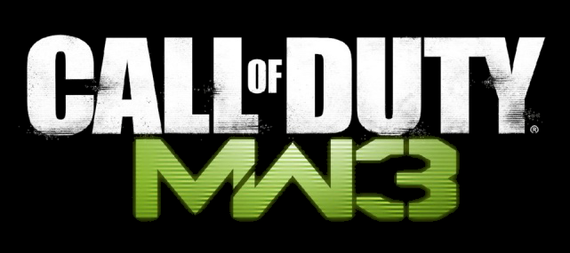CALL OF DUTY MW3 Font