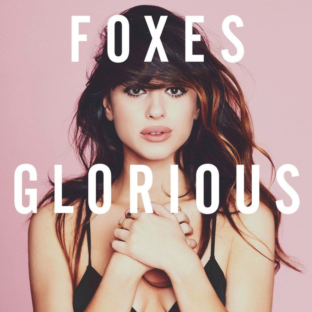 Image result for foxes glorious album cover