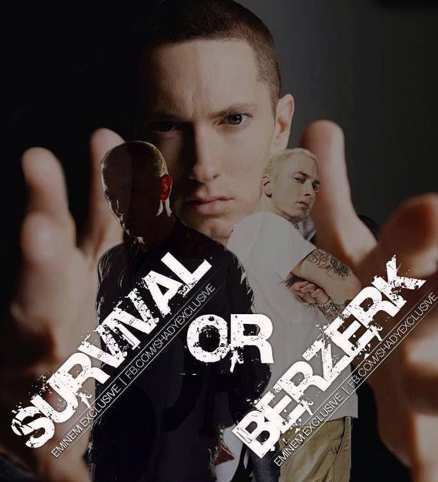 Berzerk Or Survival Font ?