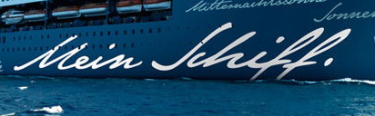 "looking for similar font like ""Mein Schiff"""