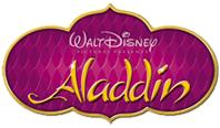 Aladdin Disney Movie Title Font