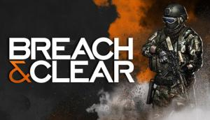 What is Breach & Clear's Font?