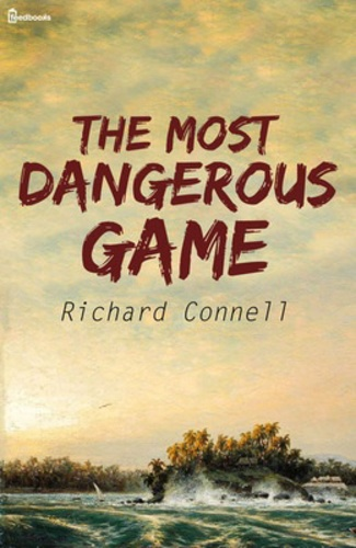 The Most Dangerous Game logo font