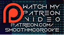 SmoothMcgroove's Patreon Font