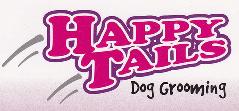 "Recognize this font?  ""dog grooming"""
