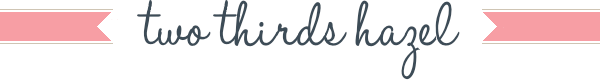 this is a blog of one of my favorite bloggers. I really like her font but don't know what it is. help me!