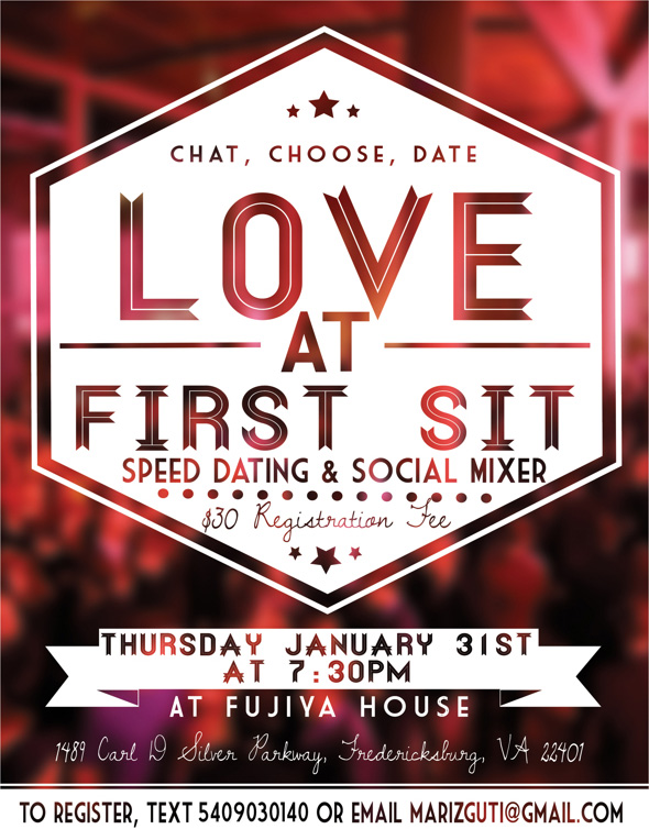 Speed dating 20-30