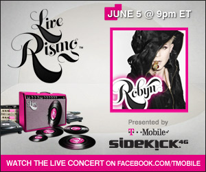 """Live Rismo"" and ""Robyn"
