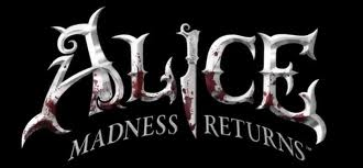 AM Alice 'Madness Returns' font?