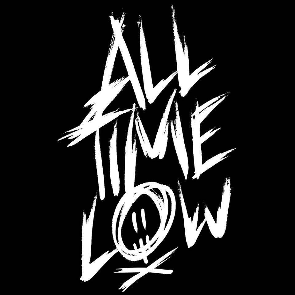 all time low logo font forum dafontcom