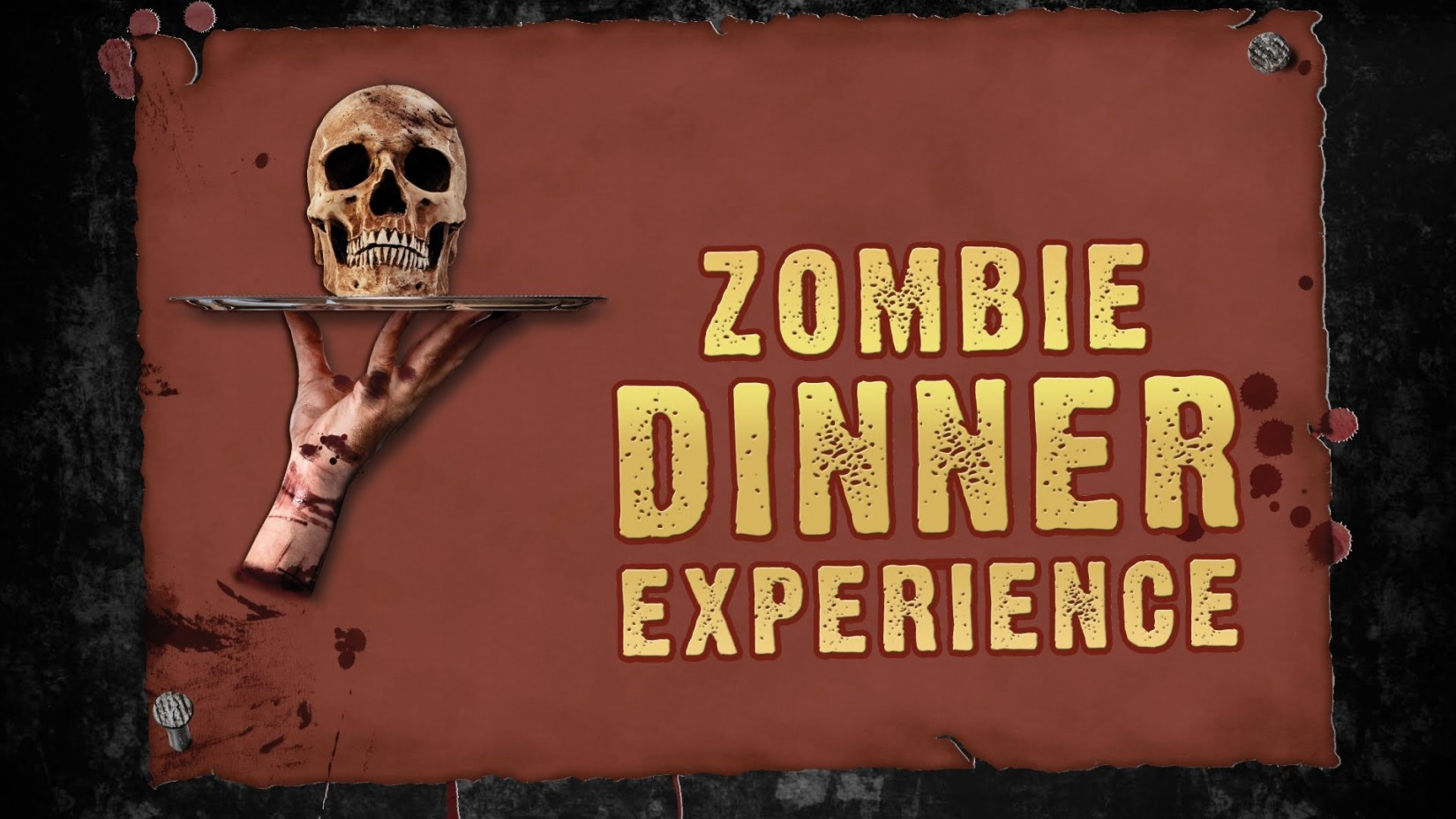 Zombie Dinner Experience