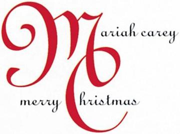 Mariah Carey Christmas Png.Font Forum Dafont Com
